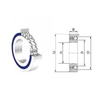15 mm x 35 mm x 11 mm  ZEN 1202-2RS self aligning ball bearings
