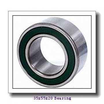 35 mm x 55 mm x 20 mm  NTN 2J-DF07A02LA4 angular contact ball bearings