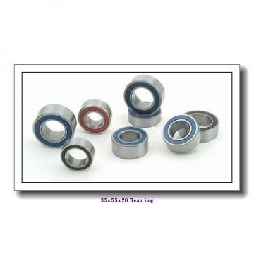 35 mm x 55 mm x 20 mm  INA NA4907-XL needle roller bearings