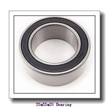 35 mm x 62 mm x 20 mm  NSK NN3007ZTB cylindrical roller bearings