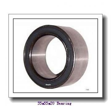 35 mm x 55 mm x 20 mm  JNS NAF 355520 needle roller bearings