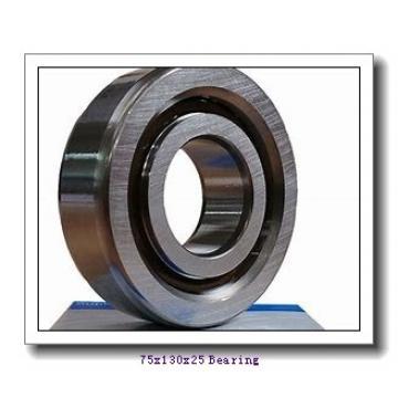 75,000 mm x 130,000 mm x 25,000 mm  NTN QJ215EX1C3U35K angular contact ball bearings