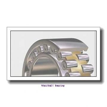 90 mm x 140 mm x 24 mm  Loyal NU1018 cylindrical roller bearings