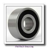 35 mm x 55 mm x 20 mm  NTN 2TS2-DF0719LLX2CS35/L310 angular contact ball bearings