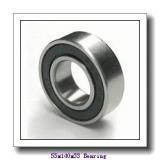 55 mm x 140 mm x 33 mm  NSK NJ 411 cylindrical roller bearings